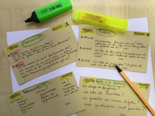 Vorbereitung ist wichtig! Tipps zur Gestaltung der Mentoringtreffen